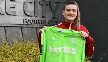 Stoke City sign young defender Callie Clarke-Smith – Midland